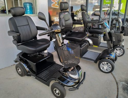 Your Questions About Mobility Scooters Answered
