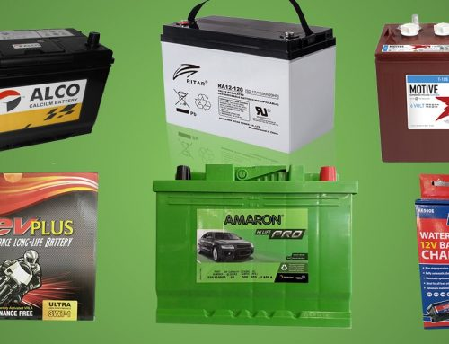 Batteries – Townsville, Ayr, Bowen, Mackay and Rockhampton